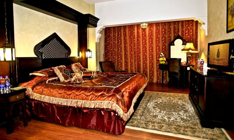 Arabian Courtyard Hotel And Spa - Zimmer