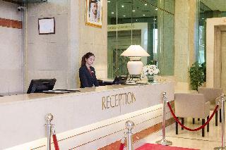 Crowne Plaza Dubai - Diele
