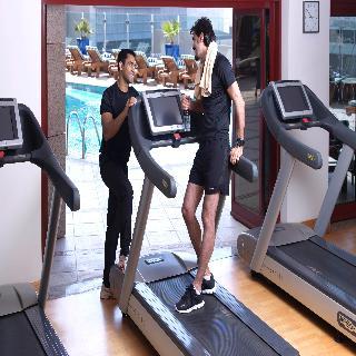 Fairmont Dubai - Sport