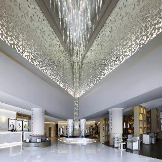 Fairmont Dubai - Diele