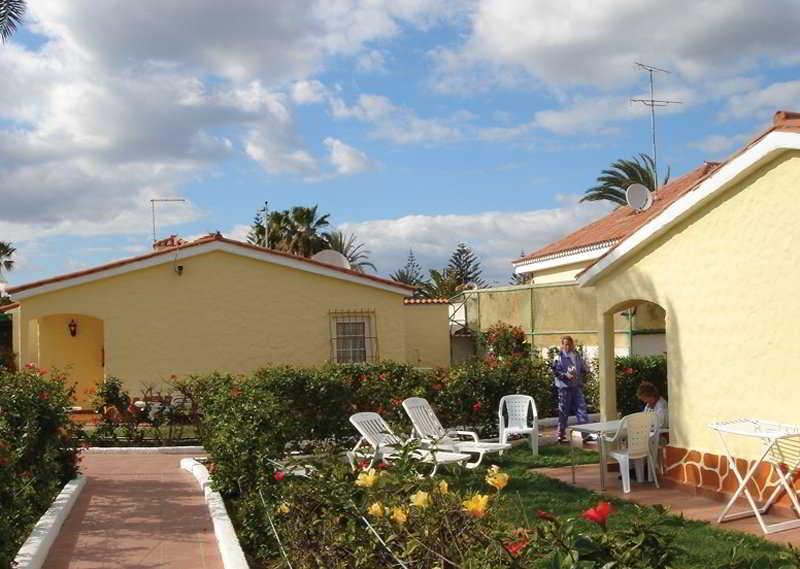 Bungalows Adonis - Terrasse