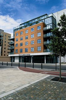 Clarion Hotel IFSC Dublin City