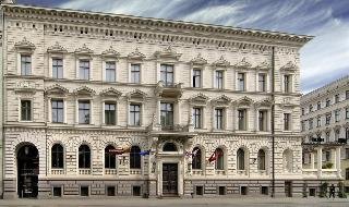 Europa Royale Riga, Krisjana Barona Iela,12