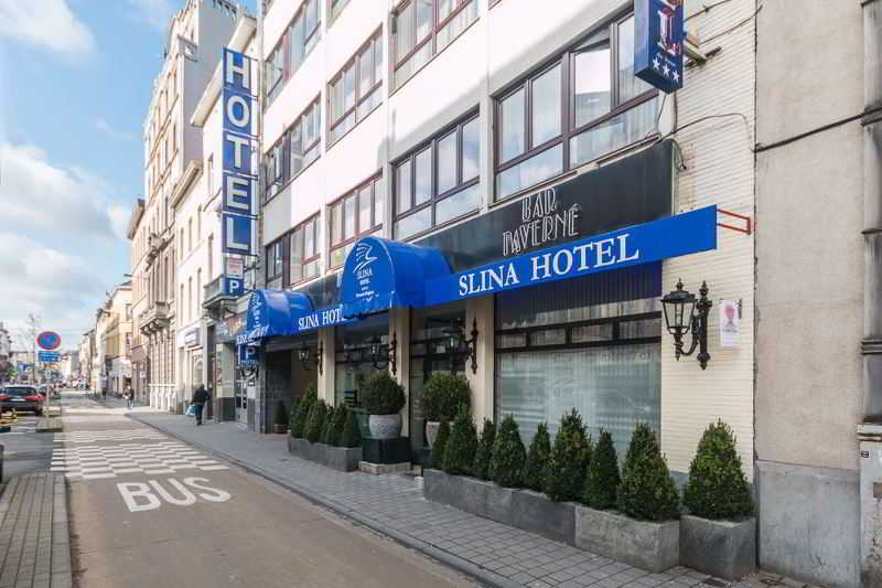City Break Slina Hotel Brussels
