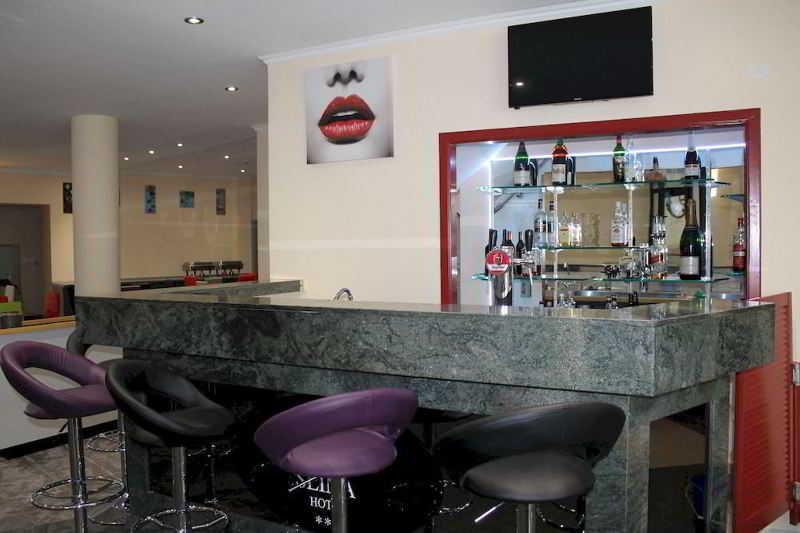 Slina Hotel Brussels - Bar
