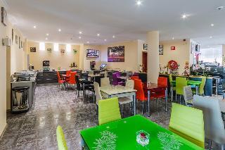 Slina Hotel Brussels - Diele