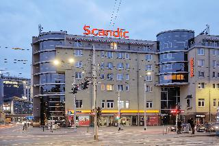 Scandic Wroclaw, Pilsudskiego,49/57
