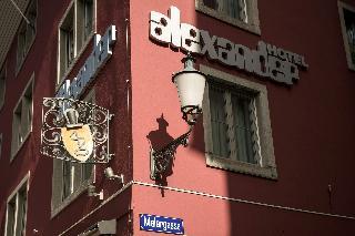Alexander, Niederdorfstrasse 40,40 4