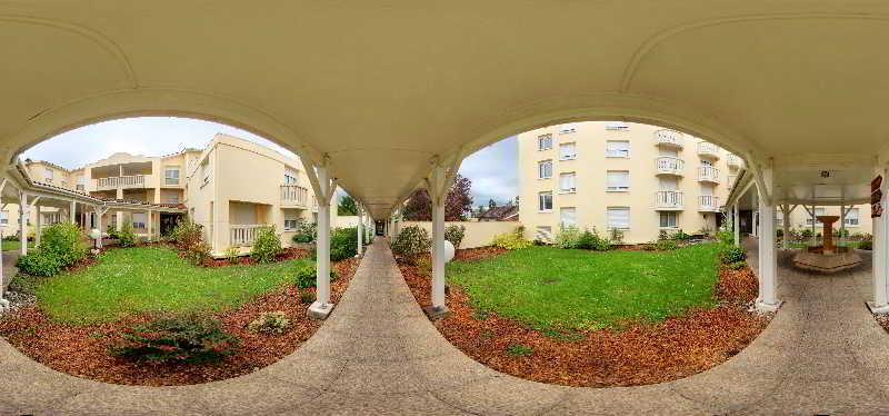 Inter-Hotel Alton Bordeaux…, Rue De La Pelouse De Douet,107