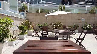 Abasto Hotel - Terrasse
