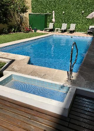 Crillon Mendoza - Pool