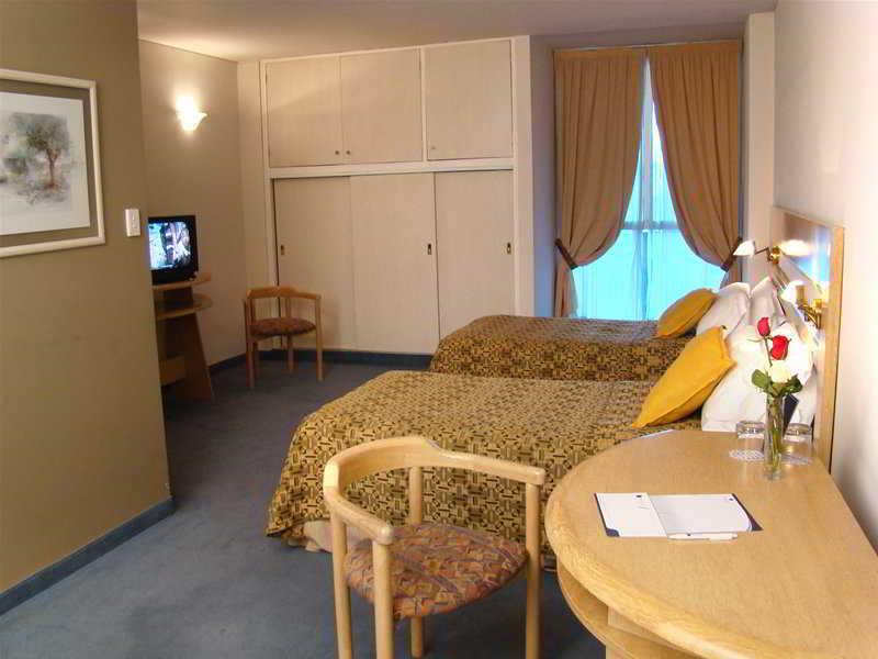 Interplaza - Zimmer