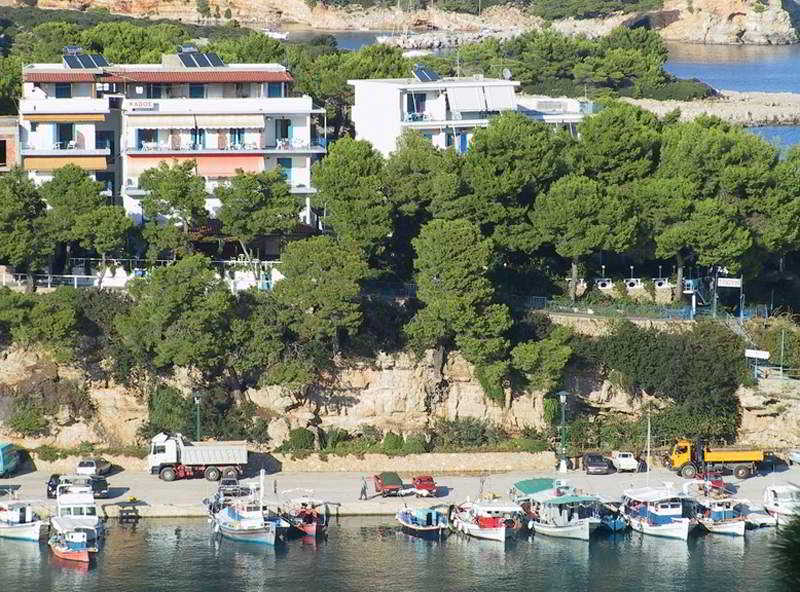 Kavos, Patitiri Port,