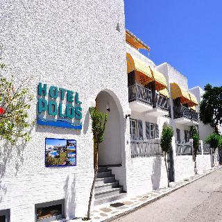 Polos Hotel, Parikia Livadia Beach,