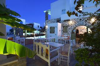 Zefi Hotel, Naoussa Town,