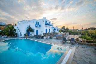 Vienoula's Garden Hotel, Vrissi Area,