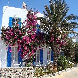 Anemos Apartments, Ornos Beach,
