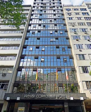 Premier Copacabana, Rua Tonelero 205 - Copacabana,205