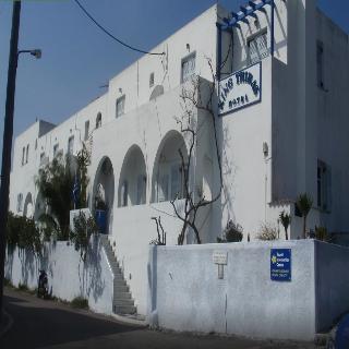 King Thiras, Fira Town,