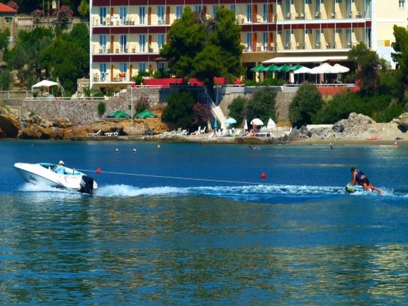 Golden View Beach Hotel, Askeli Beach, Poros Island,