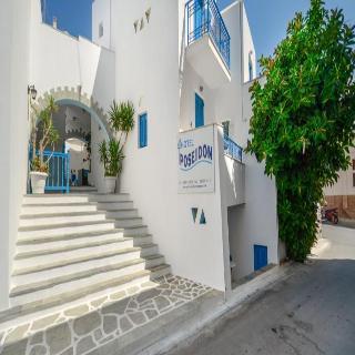 Poseidon Hotel (JNX), Plaz Agiou Georgiou,