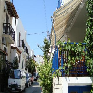 Vakhos Hotel, 150 Metres From Aghios Georgios…