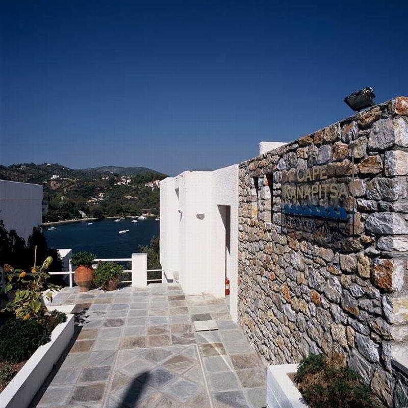 Kanapitsa Cape, Skiathos,