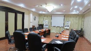 Al Jawhara Gardens - Konferenz