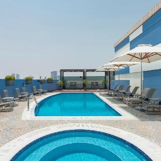 Coral Deira Dubai - Pool