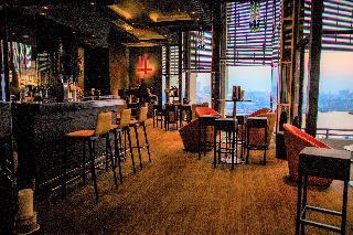 Radisson Blu Deira Creek - Bar