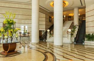 Sheraton Dubai Creek Hotel and Towers - Diele