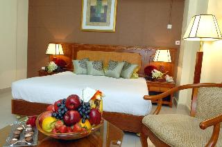 Al Muntazah Plaza Hotel and Apt. - Generell