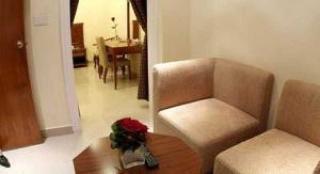 Al Muntazah Plaza Hotel and Apt. - Diele