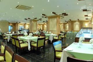 Al Muntazah Plaza Hotel and Apt. - Restaurant