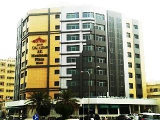 Al Muntazah Plaza Hotel and Apt. - Terrasse