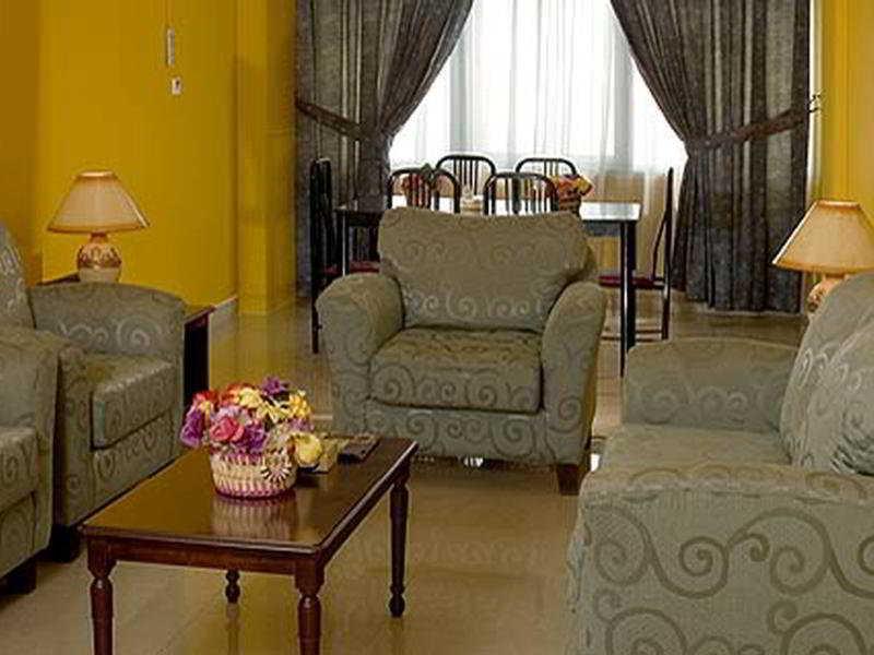 Al Muntazah Plaza Hotel and Apt. - Zimmer