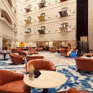 Wyndham Grand Regency Doha - Diele