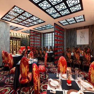 Wyndham Grand Regency Doha - Restaurant
