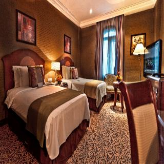 Wyndham Grand Regency Doha - Zimmer
