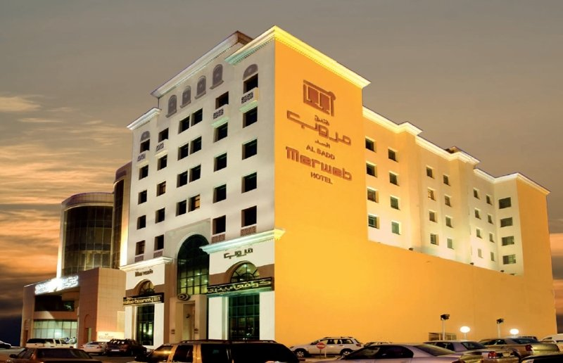 Merwebhotel Al Sadd - Generell