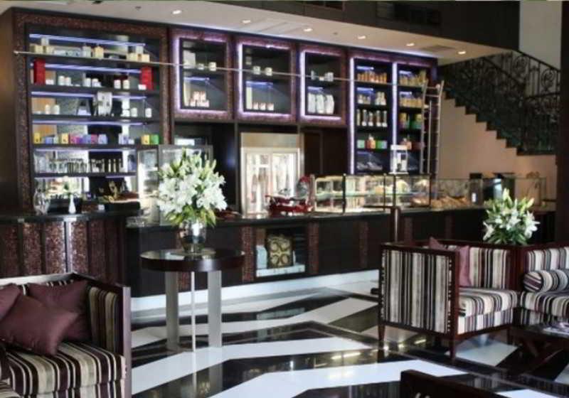 Merwebhotel Al Sadd - Bar