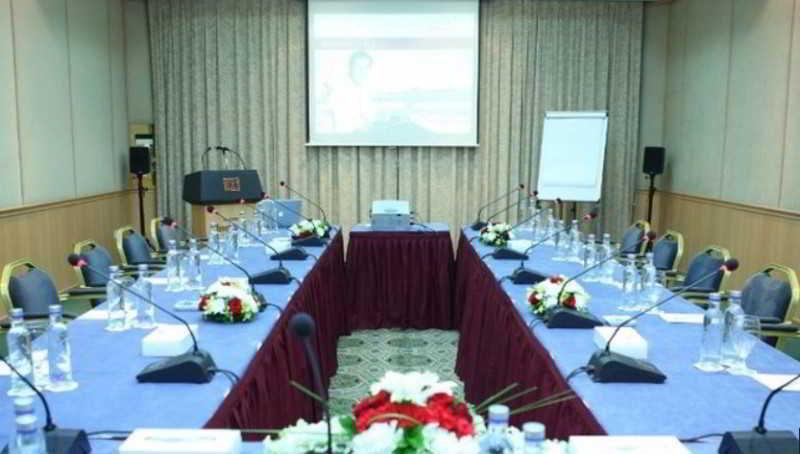Merwebhotel Al Sadd - Konferenz