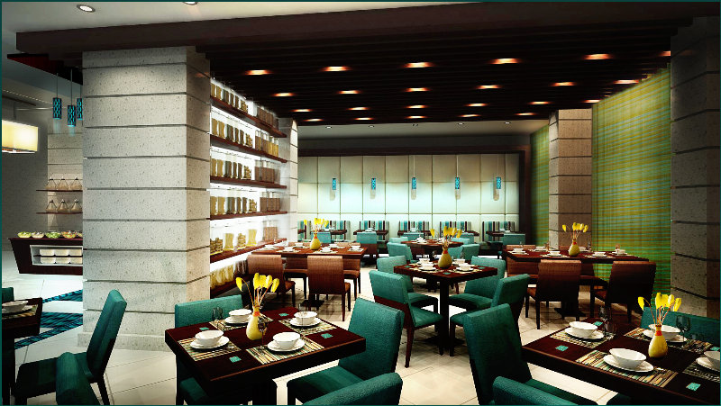 Merwebhotel Al Sadd - Restaurant