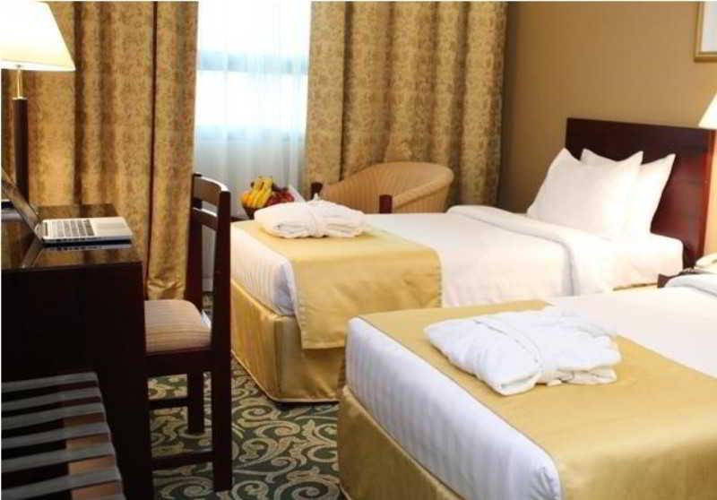 Merwebhotel Al Sadd - Zimmer