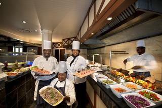Swakopmund Hotel & Entertainment Centre - Restaurant