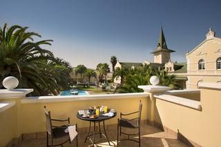 Swakopmund Hotel & Entertainment Centre - Terrasse