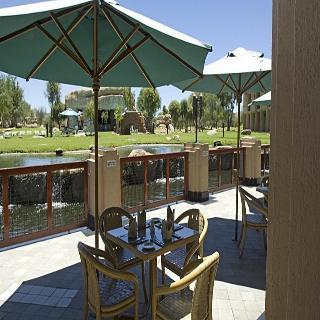 Windhoek Country Club Resort - Terrasse