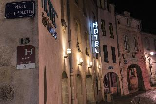Saint Nicolas Hotel, Rue Sardinerie,13