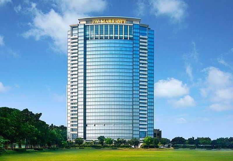 JW Marriott Hotel Jakarta, Jl. Lingkar Mega Kuningan…