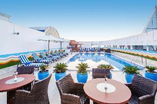 Grand Excelsior Bur Dubai - Pool